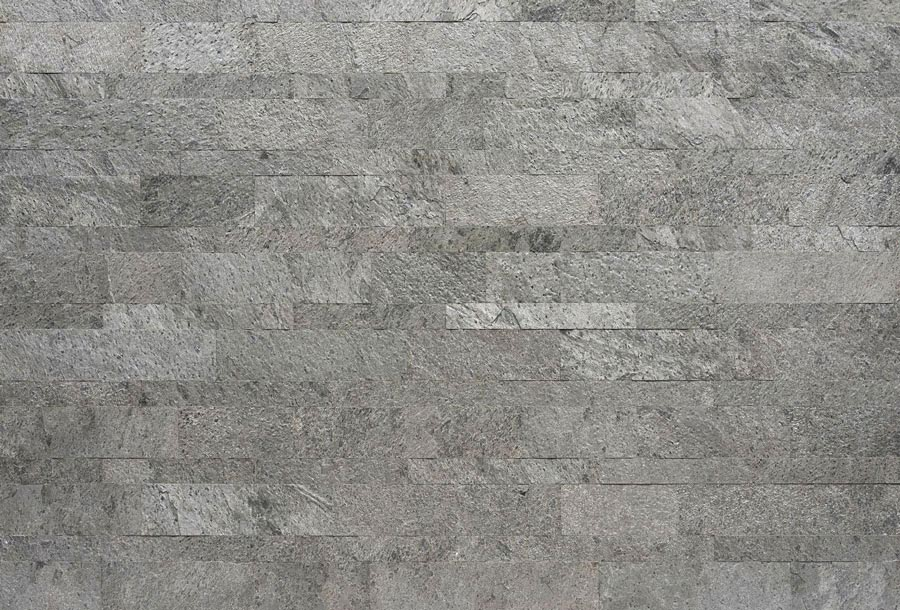 Silver Grey Plain Mosaic 1200x600mm