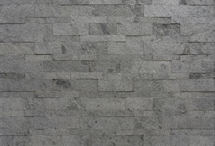 Silver Grey 3D Mosaic 1200x600mm